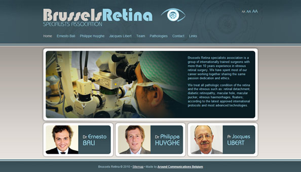 Brussels Retina Specialists Association